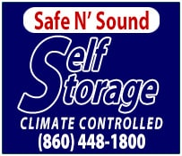 Safe N' Sound Self Storage of Groton CT